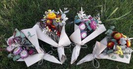 Bouquet floral-Sèves Design Natura