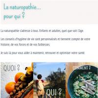 Site Marie Naturopathe